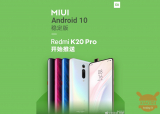Redmi K20 Pro : Android 10 Stable 출시 시작