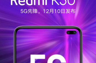 Redmi K30 is official: 10 2019 launch confirmed