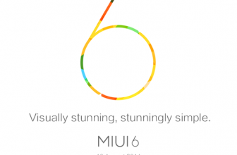 MIUI V6, new screenshots and invitations to the event