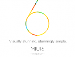MIUI V6, nuovi screenshot ed inviti all'evento
