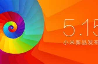 Xiaomi Conference for 15 May, chegando MiPad Miui V6 ou Mi3S?
