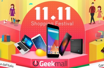 GeekMall.com comes offer for SingleDay with Guarantee Italy