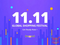 11.11 Single Day the biggest online Shopping party signed BANGGOOD