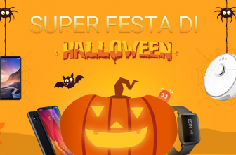 Offer - Super Halloween Party from GeekMall.it