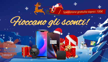 Evento – Promo Natale su GeekMall.it