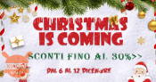 Event - Christmas is Coming from HonorBuy.it