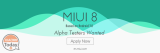 MIUI8 pe baza Android 7.0 pentru Xiaomi Mi5 - Off to Alpha Tester Recruitment