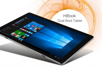 [Offer] Chuwi HiBook - Double OS win + android 4gb / 64gb 154 € shipment included
