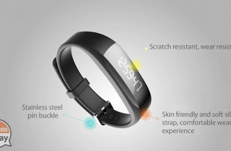 Discount Code - Lenovo HW01 Smartband for only 18 €