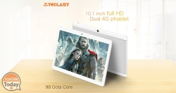 """Offer - Teclast 98 2 / 32Gb Octa-Core 10.1 """"tablet with 4G support at 108 € 2 warranty for Europe Italy Express FREE"""
