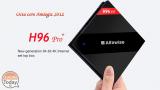 优惠-Alfawise H96 Pro + 3 / 32GB电视盒仅售54€