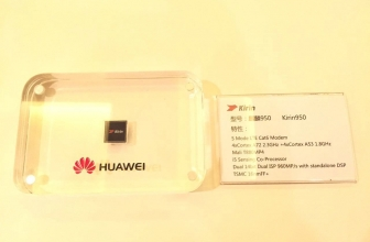 Huawei Mate 8 with Kirin 950: a leaked photo reveals the design and Antutu scores!