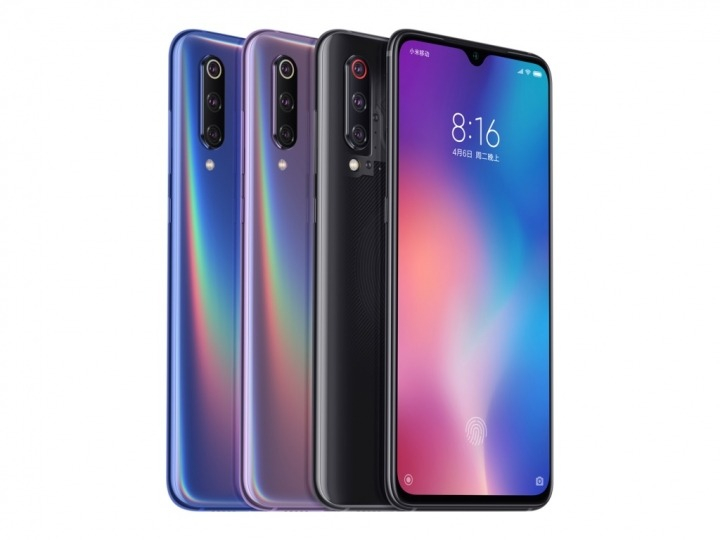 Xiaomi Mi 9
