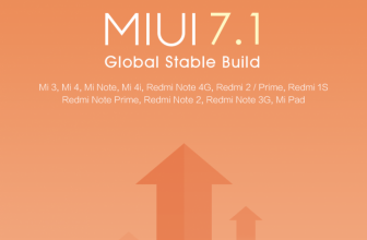 Xiaomi releases MIUI 7.1 Global en China Stable!