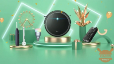 Gearbest Smart Life Offers: Smart lights starting from € 6,88, robot vacuum cleaners and much more!