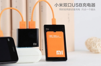 [Revisão] Dual USB Port Driver by Xiaomi