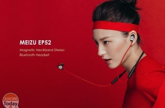 Offer - MEIZU EP52 Magnetic Neckband Stereo Bluetooth Headset for 33 only € !!