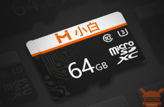 Xiaomi launches new microSD Mijia up to 128GB, but not only