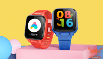 Xiaoxun Children Phone Watch Official A7: Smartwatch para crianças com 9 sistemas de posicionamento