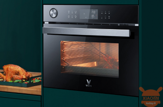 Viomi Steaming & Baking Machine King: The smart built-in oven arrives