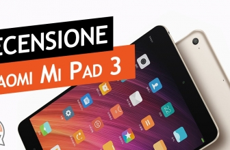 REVIEW - Xiaomi Mi Pad 3 / The direct rivals of the iPad Mini