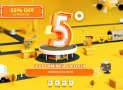 Offer - GEARBEST's fifth birthday purchase guide