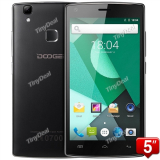 Presell Doogee x5 max for 18% Sale from TinyDeal