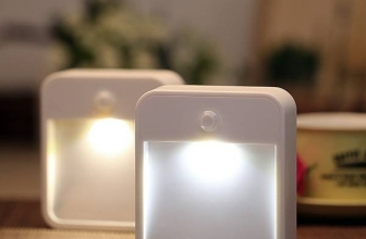Presale Price: Only $ 7.99 For ARILUX AL101N Battery Powered Wireless PIR Motion Sensor LED Night Light for Bedroom Stair Hallway