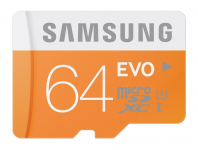 [Offerta] MicroSD Samsung EVO 64gb – 23€ su Amazon.it