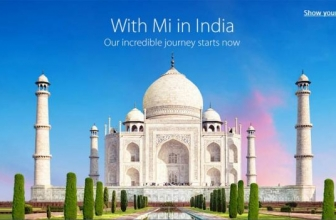 Xiaomi officially arrives in India