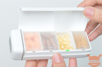 Xiaomi HiPee Smart Pill Box presented: Here is the smart pillbox!
