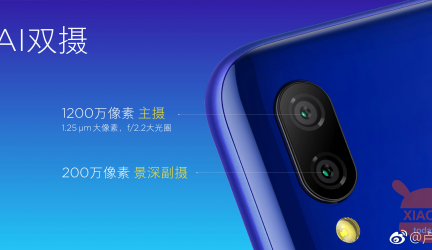 Xiaomi Redmi 7: Primi sample fotografici dello smartphone entry-level