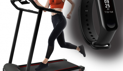 The new version of Mi Fit introduces support for the treadmill