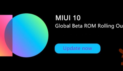 Выпущена версия MIUI 10 9.6.20 Full Changelog
