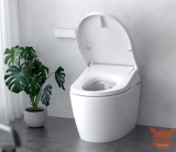 Smartmi Smart Toilet Cover Pro with automatic lid opening, 중국 출시
