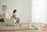 Xiaomi Mijia Vertical Heater is the smart warmer with user detection system