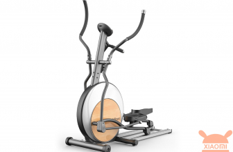 Xiaomi Mobifitness Smart Elliptical Machine presented in China at 2999 (380 €)