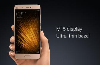 הרשמי Xiaomi Mi5 רקעים זמינים עבור הורדה