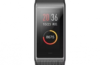 Discount Code - Xiaomi AMAZFIT Heart Rate Smartband Black to 39 € Guarantee 2 years Europe