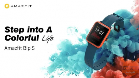 Discount Code - Amazfit Bip S smartwatch at 70 € 2 years official Italy guarantee and FREE shipping from Italy