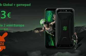 Discount Code - Xiaomi Black Shark Global (20 band) 8 / 128Gb to 393 € 2 guarantee years Europe priority shipping and gamepad included!