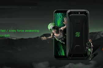 Kod rabatowy - Xiaomi Black Shark Global (zespół 20) 6 / 64Gb w 329 €