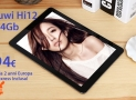Discount Code - Chuwi Hi12 Tablet 4 / 64Gb to 194 € 2 guarantee years Europe Italy Express Included!