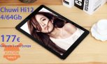 Discount Code - Chuwi Hi12 Tablet 4 / 64Gb to 177 € 2 guarantee years Europe