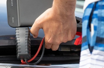 Have you ever thought about restarting your car's battery with a powerbank? Thanks to 70Mai you can now