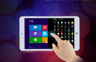W4S Pipo: Tablets with Android and Windows in dual-boot