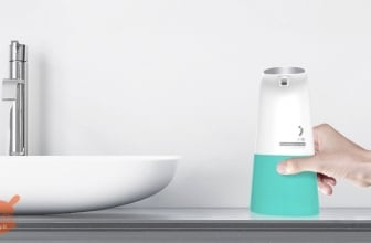 Offer - Xiaomi automatic soap dispensers from 12 €