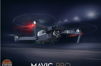 Discount Code - DJI Mavic Pro RC 4K / UHD at 697 € FREE priority shipping