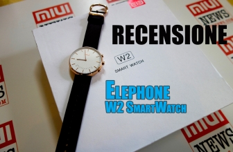 Revise o ELEPHONE W2 Smart Watch Bluetooth