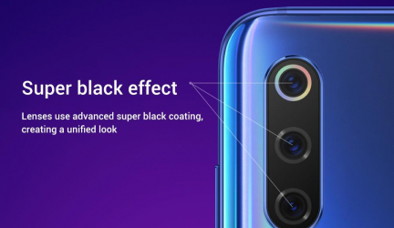 Xiaomi Mi 9: Unveils the specifications of the 3 rear cameras